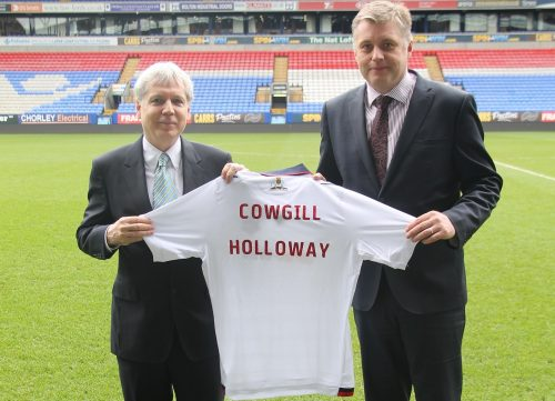 Cowgills new advisors for Bolton Wanderers