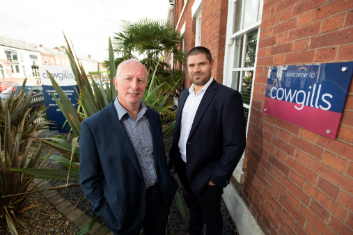 Cowgills Business Funding division hits £100m mark | Cowgills