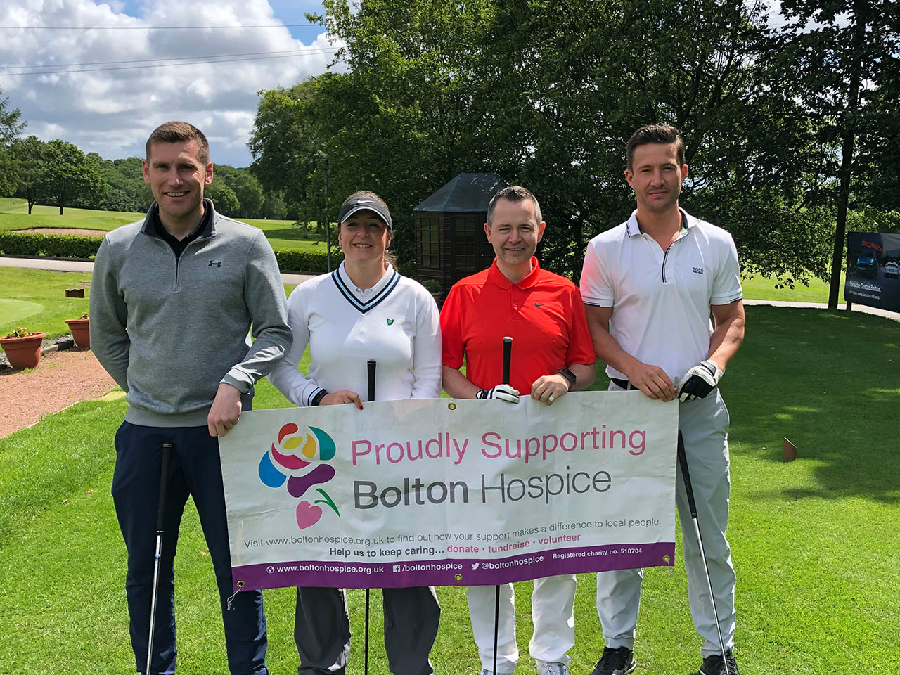 Business Recovery Charity Golf Day