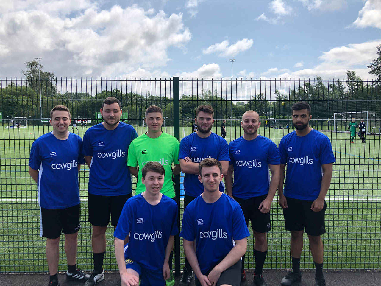 Bolton Lads and Girls Club Football Tournament