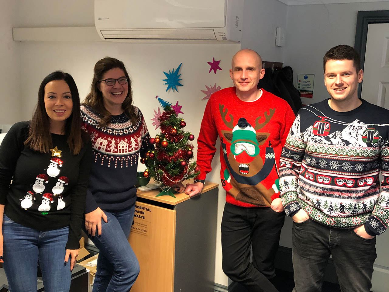 Christmas jumper appeal