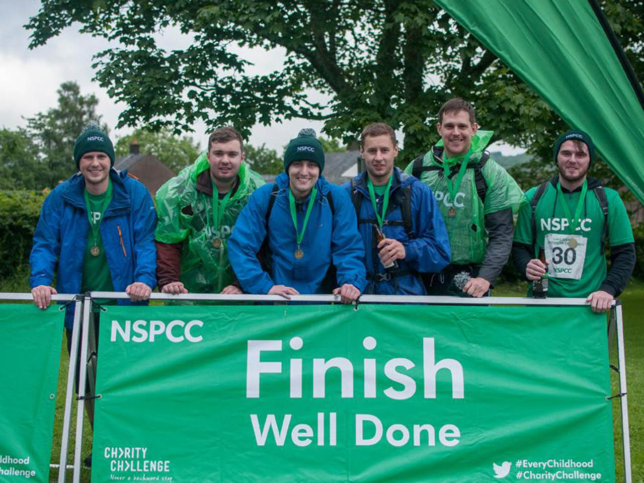 NSPCC Lake District challenge